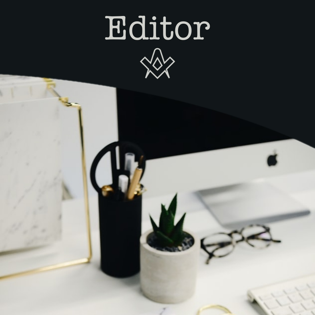 From the Editor From the Editor's desk