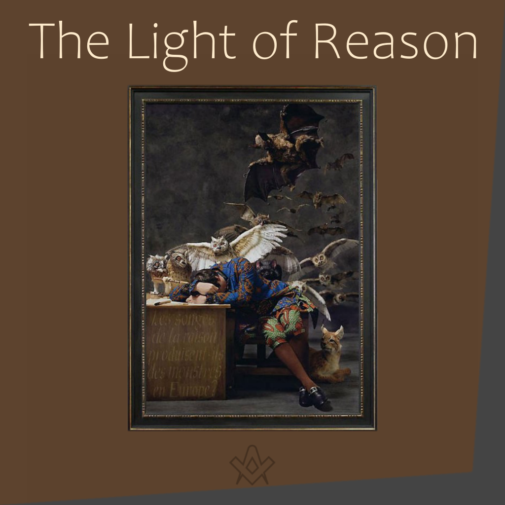 The Light of Reason How does man think to himself and think of the universe