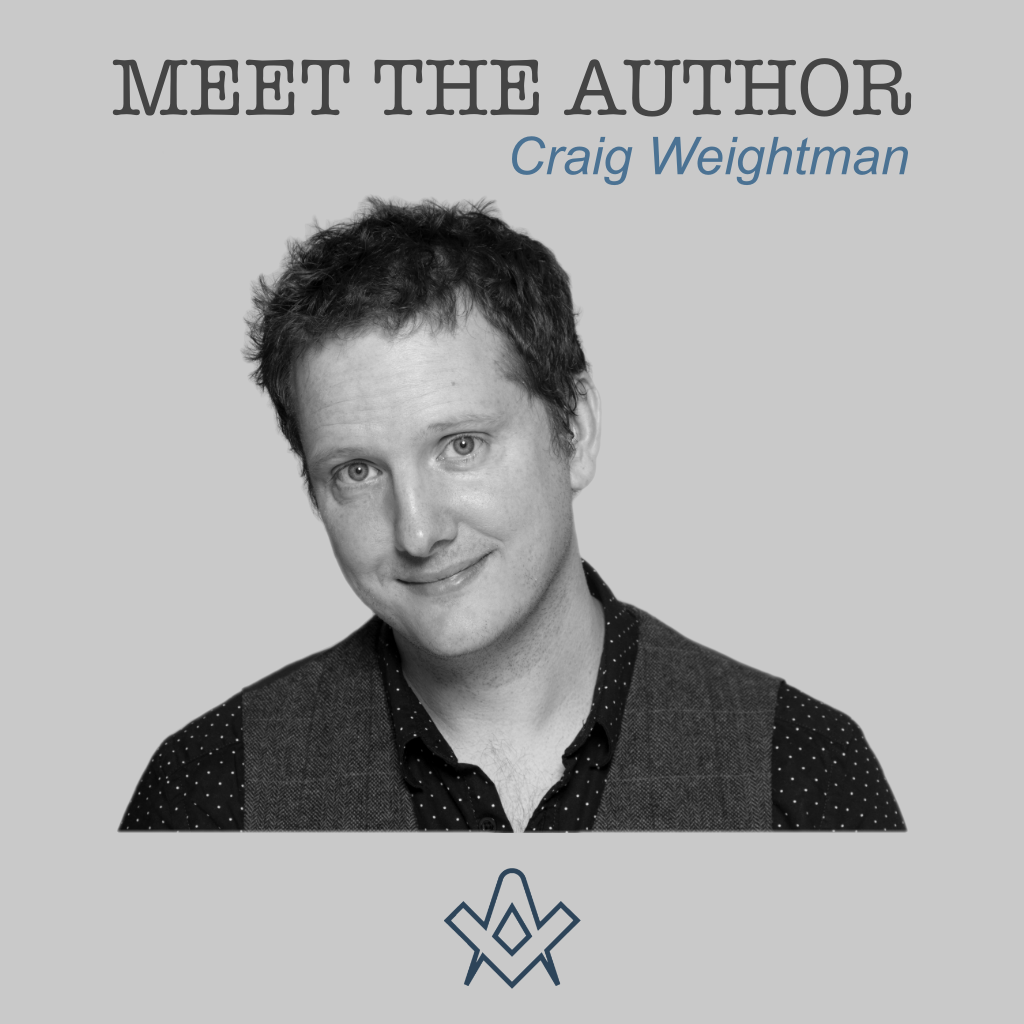 Meet the Author Craig Weightman – author of A Journey in Stone