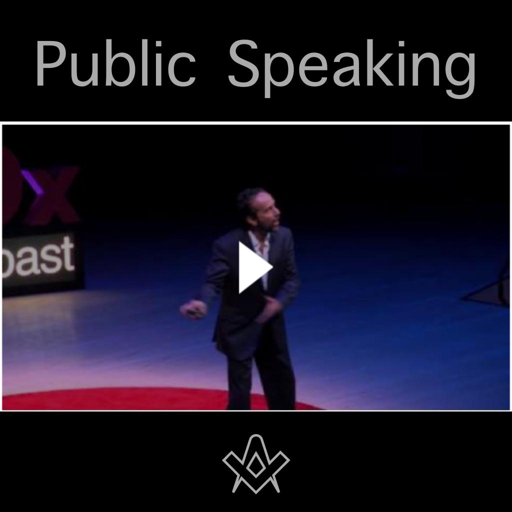 Public Speaking 7 secrets of the greatest speakers in history