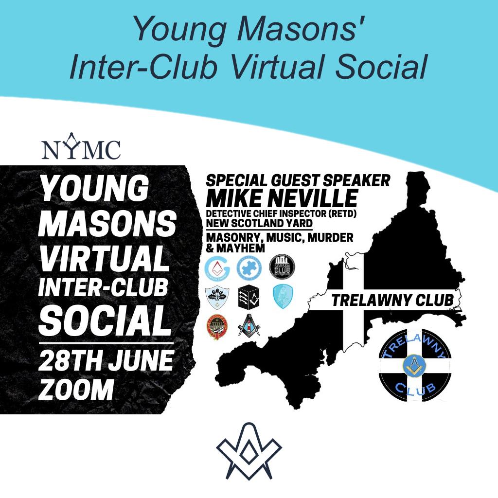 Young Masons Young Masons' Inter-Club Virtual Social