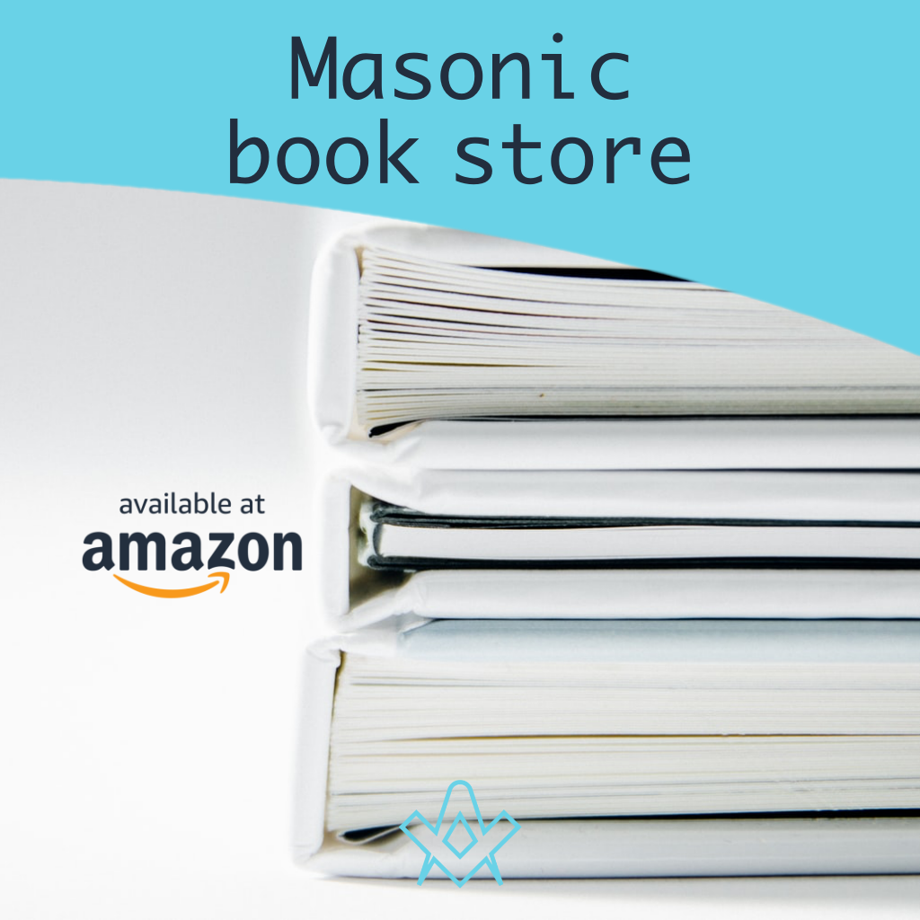 SQ Masonic Book Store Selected Masonic Books available at Amazon