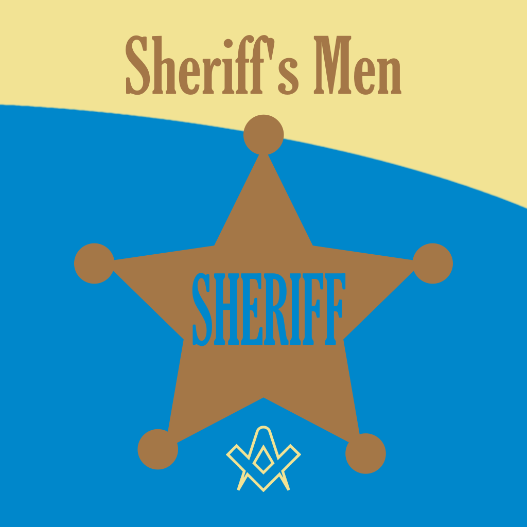 Sheriff's Men Here come the Sheriffs's men!