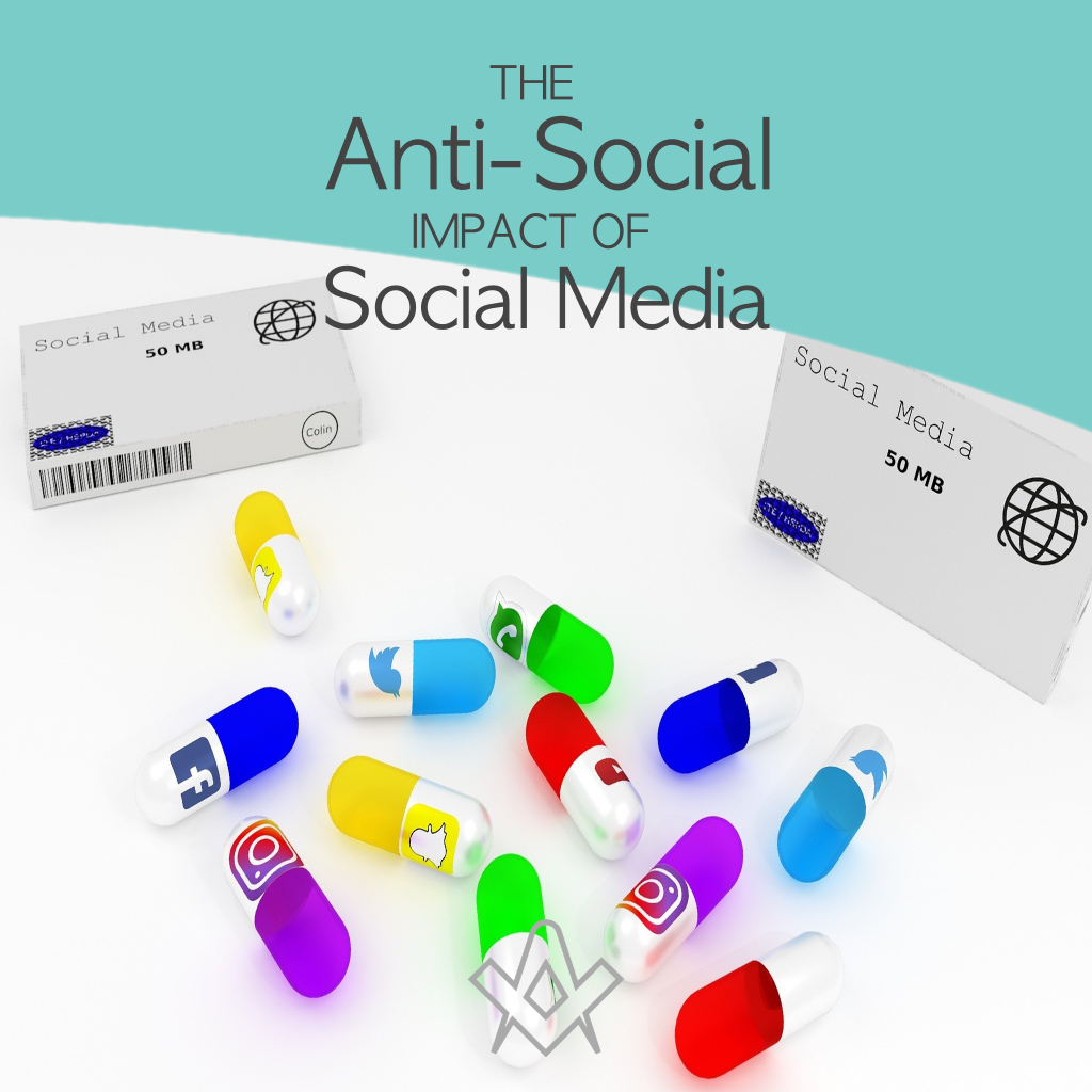 The Anti-Social Impact of Social Media The 'dark side' of social media and its negative effect on our mental health