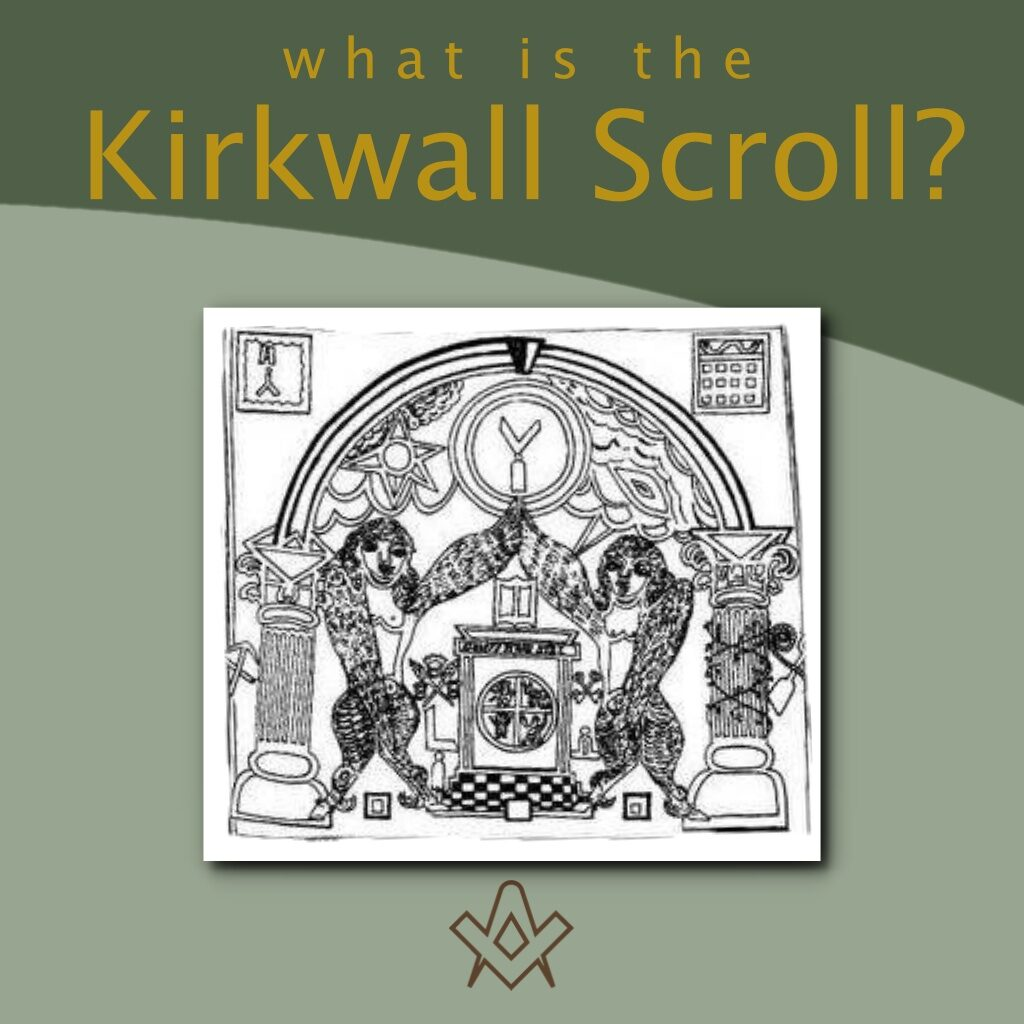 What is the Kirkwall Scroll? What is the Kirkwall Scroll?