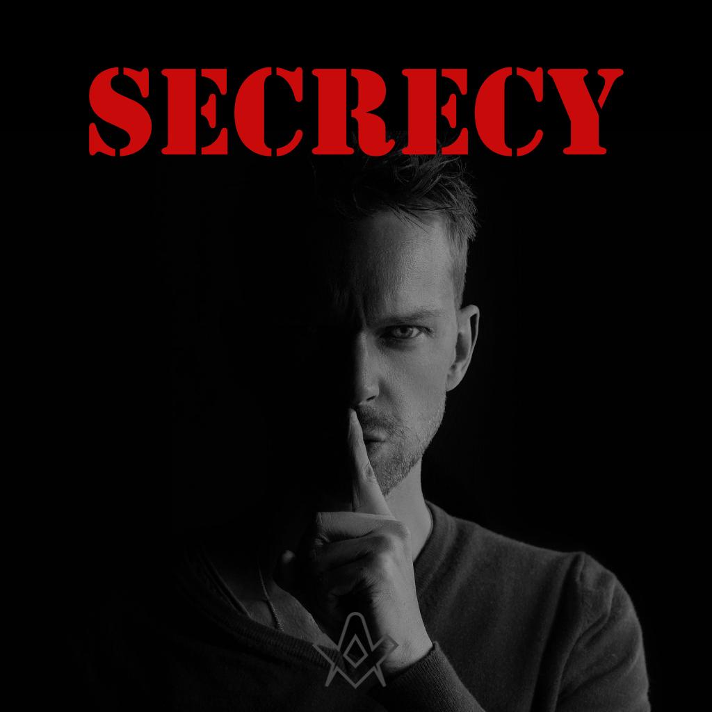 Secrecy Freemasonry is not a secret society….