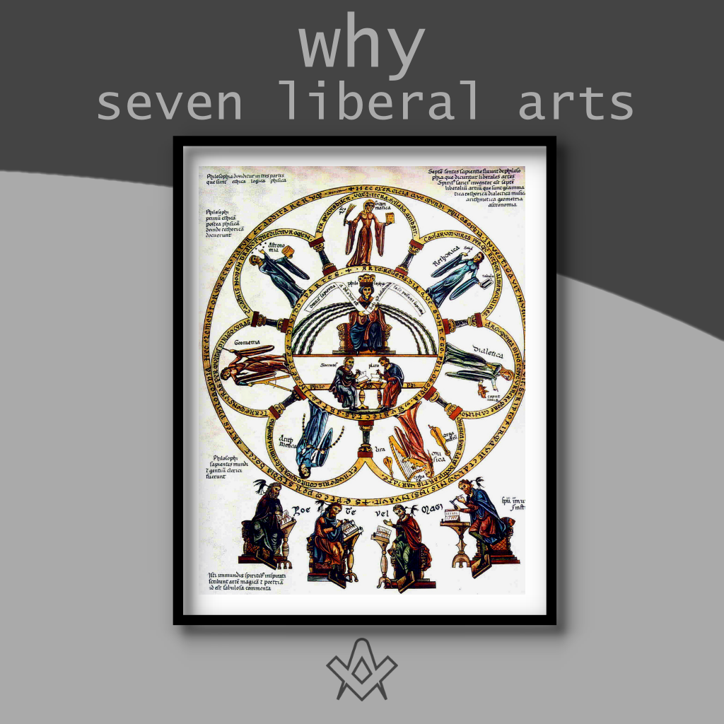 Seven Liberal Arts why 'seven', why 'liberal', why 'arts'?