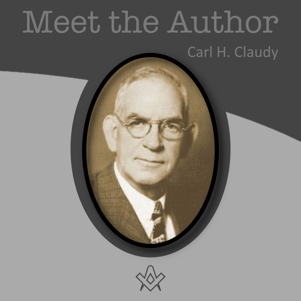 Meet The Author Carl H. Claudy