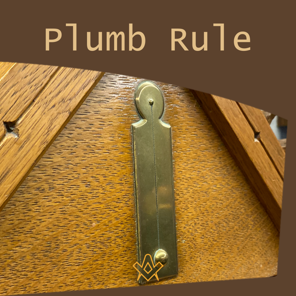 The Plumb Rule