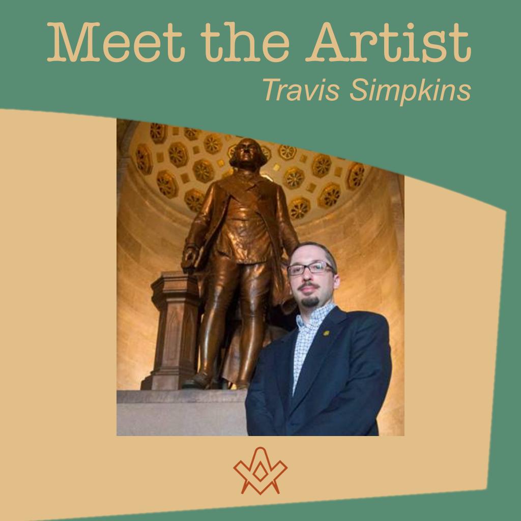 Meet The Artist Travis Simpkins
