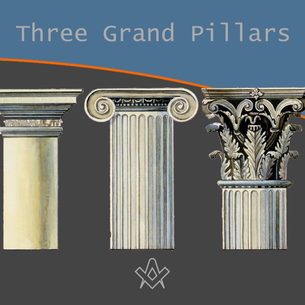 Three Grand Pillars