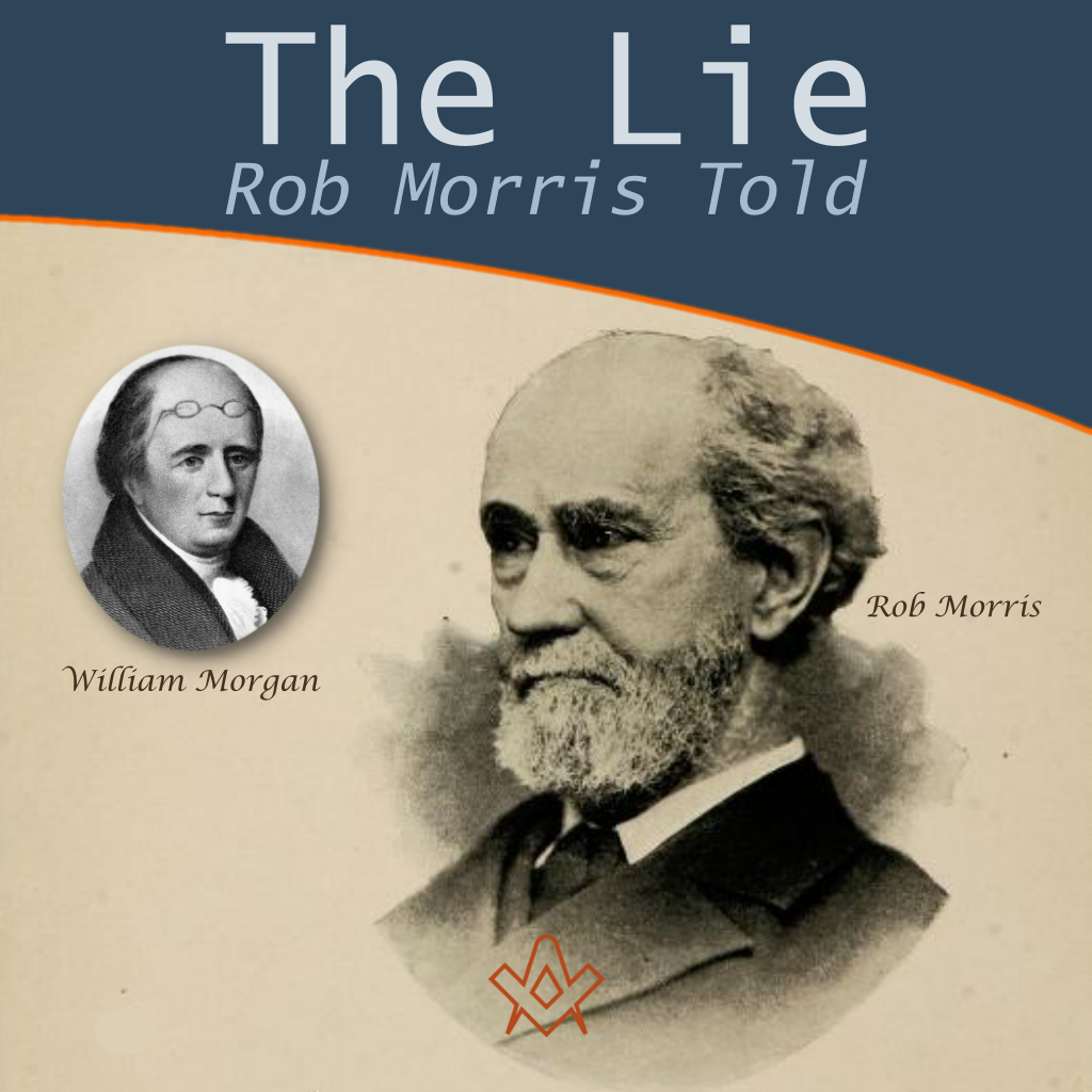 The Lie Rob Morris Told