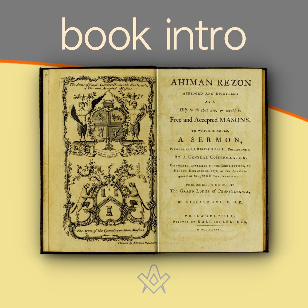 book intro Ahiman Rezon