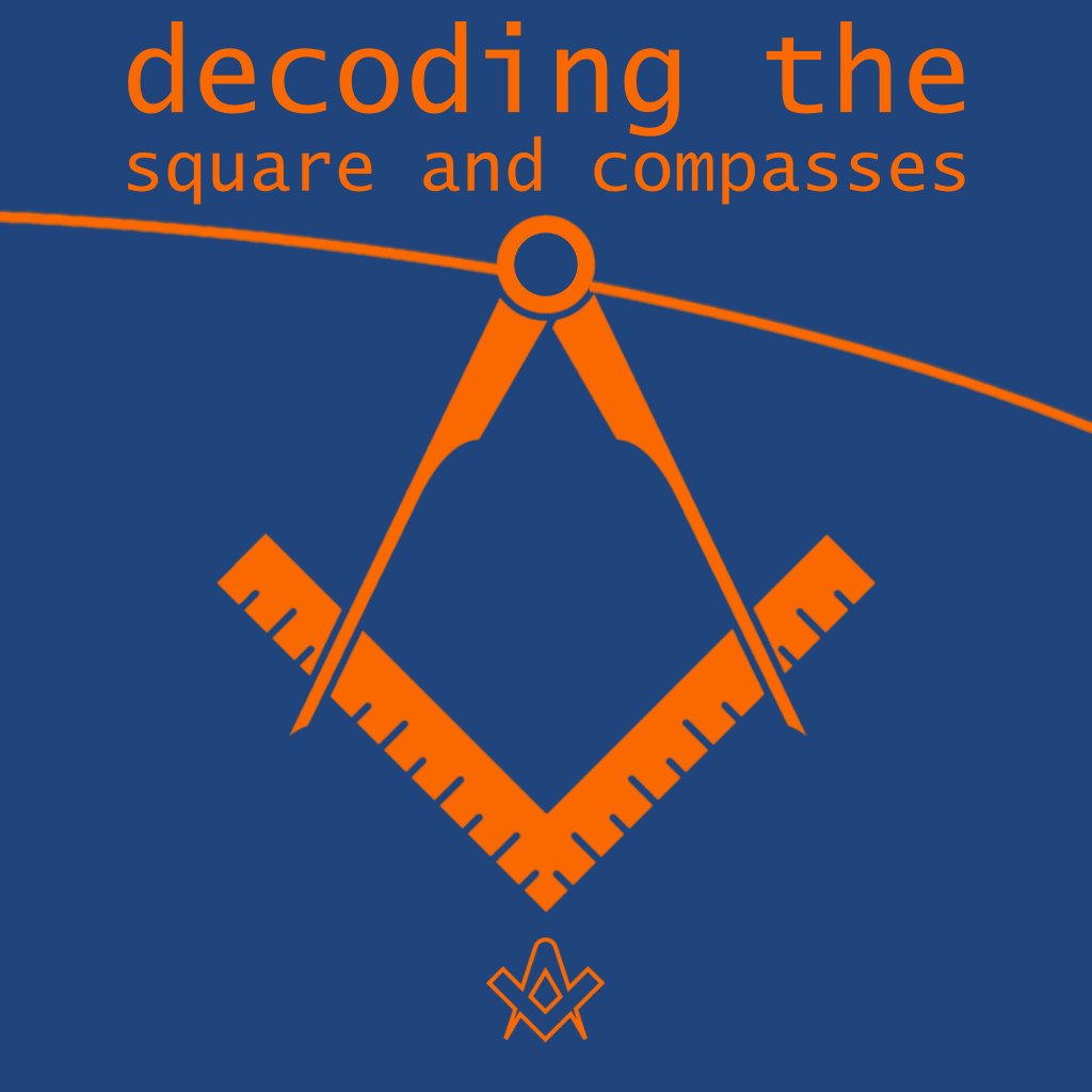 Decoding the Square and Compasses