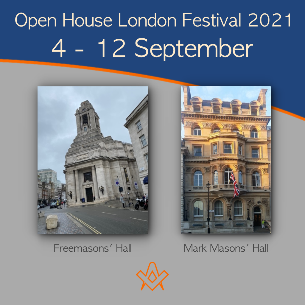 Freemasons Open House London