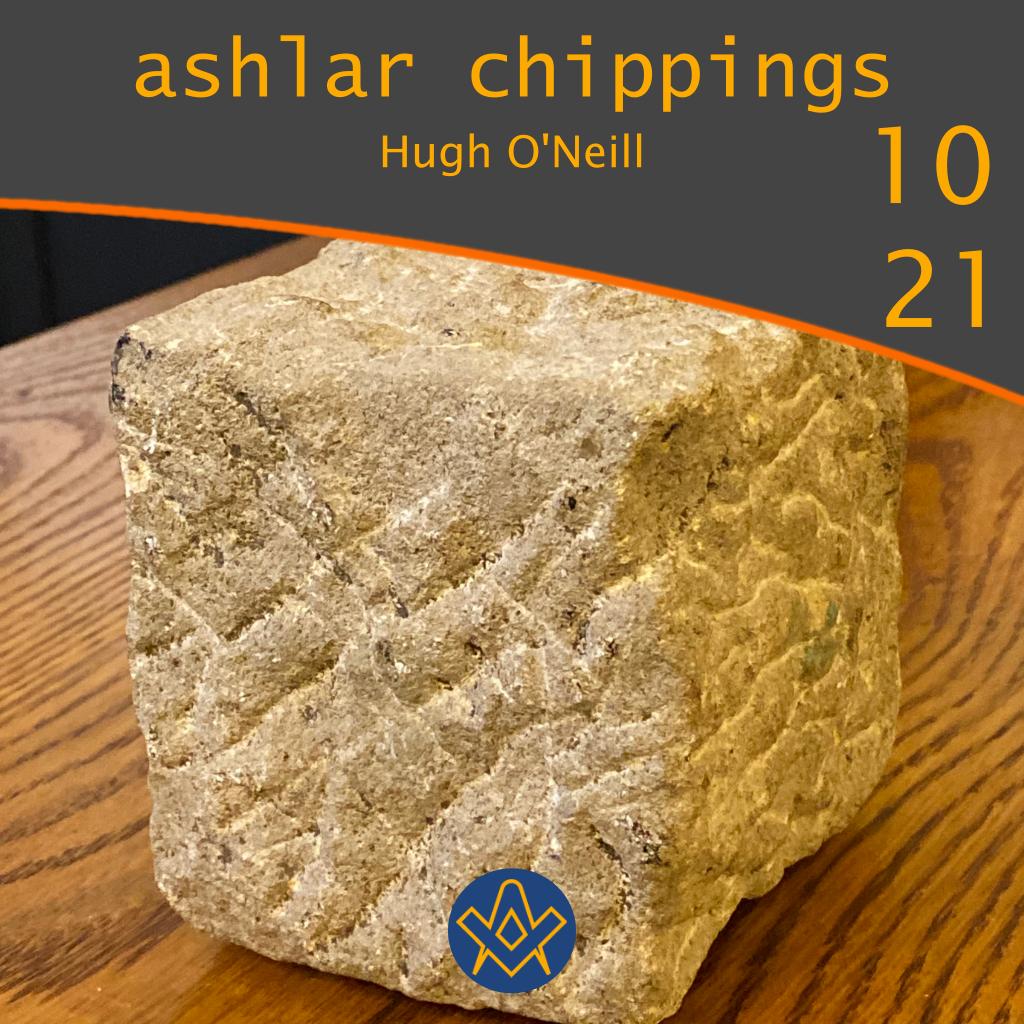 Ashlar Chippings